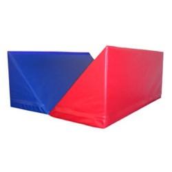 Üçgen Minder Seti 40x40x60 cm.