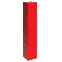 35x35x120 cm. Blok Çubuk Minder Pvc Kaplı