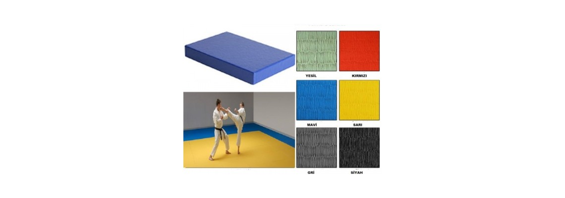 Judo-Güreş Minderi