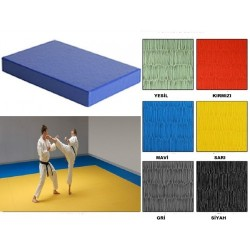 100x200x4 cm.Judo Minderi ( Federasyon Kumaş Özellikli )