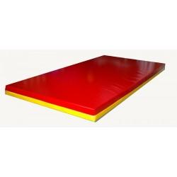 100x200x5 cm.Çift Renkli Jimnastik Minderi